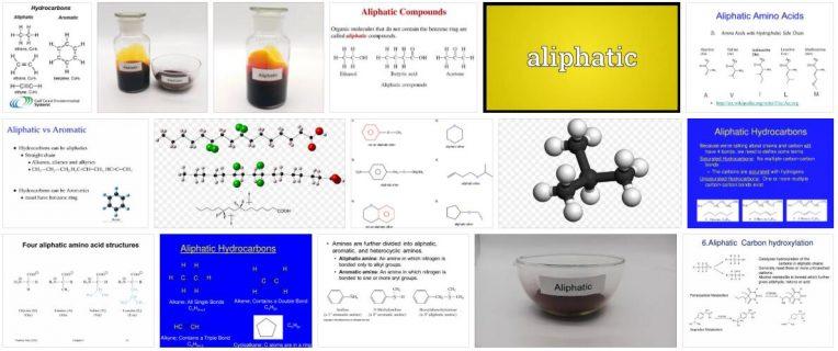 Aliphatic
