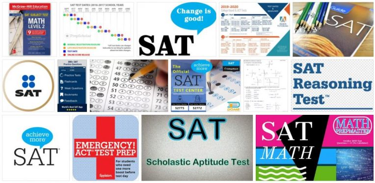 Meanings of SAT
